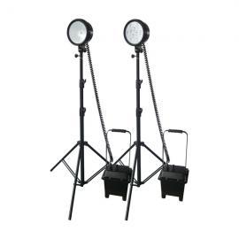 移动防爆工作灯YF2350-LED,升降式充电移动灯YF2350-30W