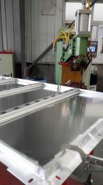 铝板点焊机 铝合金板中频点焊机