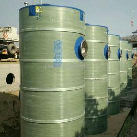 一�w化雨水提升泵站