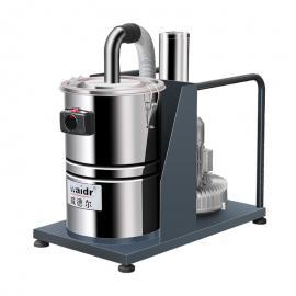 锯床车间用吸尘器380V大功率工业集�m�C工厂固定式吸尘器