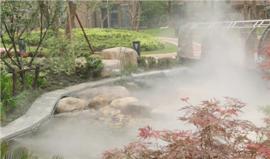 人造雾――打造景区仙境