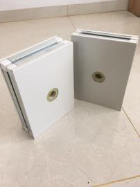 双层玻镁岩棉板 手工彩钢玻镁岩棉板