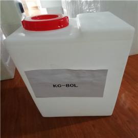 80升立式方形PE塑料加药箱存储水容器