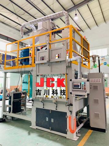 吉川热处理工件专用喷砂机