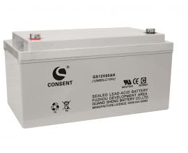 光盛CONSENT蓄电池GS12V100AH 12M100LC/20HR