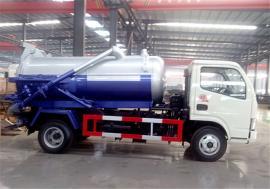 五吨吸污车+5吨吸污车配置+5立方吸污车型号配置报价