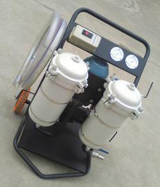 油过滤LYC-B253ht燃油除杂小型滤油车