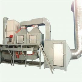 光氧催化燃烧设备 光氧催化废气处理设备 废气除臭设备
