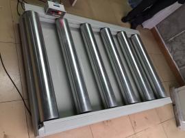 GTC-JH型无动力流水线辊道秤-流水线滚筒电子秤