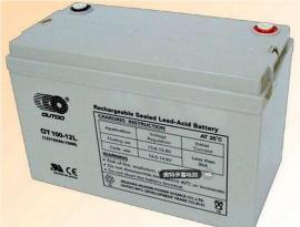 奥特多OUTDO铅酸蓄电池OT65-12 12V65AH/10HR