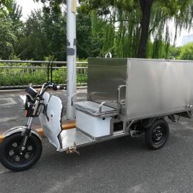 街道电动垃圾车