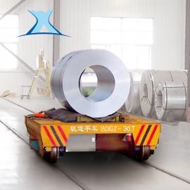 搬运铝卷电动平车 轨道平车通用技术条件