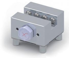 EROWA 电极夹座 铜公电极夹具 火花机电极夹具 铝合金夹头