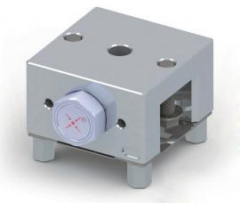 EROWA电极夹具 铝合金电极夹持座 电极夹头 CNC定位夹具