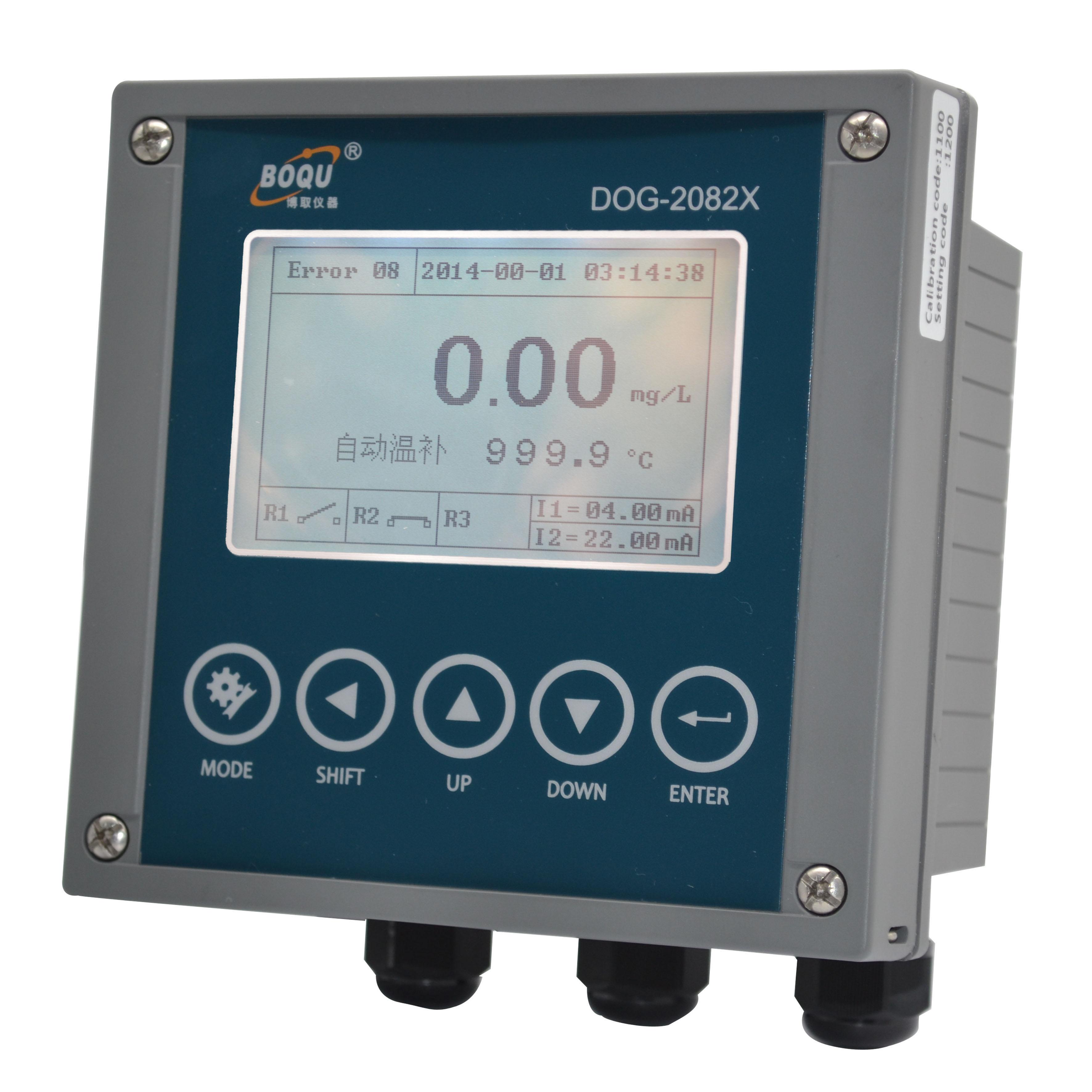 博取仪器(BOQU) 水中测量溶氧含量分析仪 DOG-2082X
