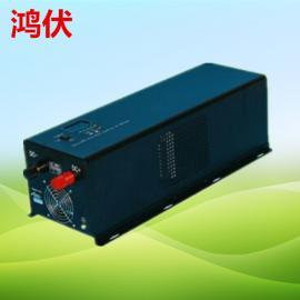 鸿伏5KW高端车载逆变器5KW家用光伏离网逆变器