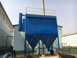 铸造厂中频电炉除尘器安装烟气集成罩的使用特点
