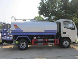 工厂抑尘专用的洒水车 降尘车 标配洒水车的功能