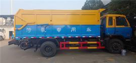 对接车运输容积达到10立方12立方-10立方12方对接式垃圾车型号