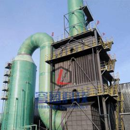 烟气脱硫塔原理脱硫除尘塔高压静电除尘器大型工业集尘设备
