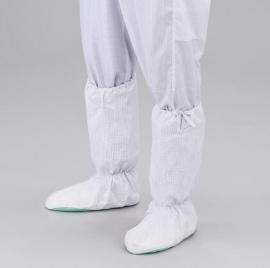 防滑长筒鞋套 クリーンオーバーブーツカバー SHOES COVER FOR CR
