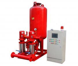 佰腾消防恒压机组消防泵