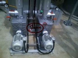 泵可拆卸保温套 泵加热套 泵保温衣