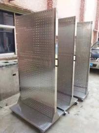 不锈钢物料整理架/螺丝放置架