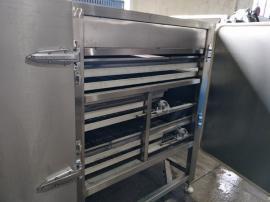 豆干烘干线烘干机