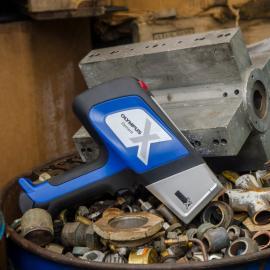奥林巴斯德国布鲁克XRF手持式光谱仪合金分析仪S1 TITAN 500