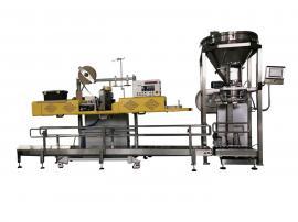 25公斤粉剂包装机 25公斤半自动高精度包装机