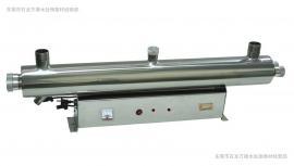 污水 河水井水不锈钢 过流式紫外线杀菌器240W 浸没式杀菌器