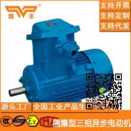 防爆电机型号 YB2系列粉尘隔爆型三相异步电动机