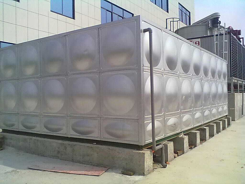 304不锈钢水箱型号