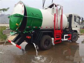 5吨餐厨垃圾车批量采购价--东风泔水垃圾回收车