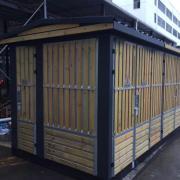 YB-12箱变/10KV欧式箱变/10KV箱式变电站