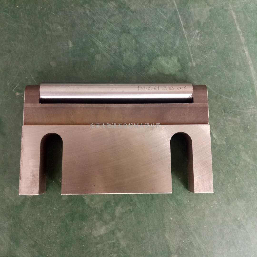 胜诺耐磨支撑板TR18滚珠支撑片滚牙机镶钨钢刀板