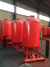 消防隔膜压力罐