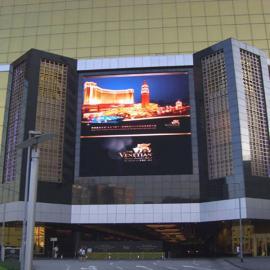 户外p8电子大屏幕厂方价钱/LED显示屏拓升品牌好