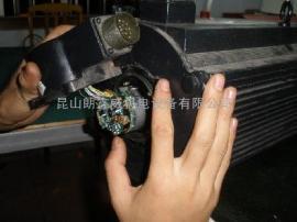 横河伺服电机维修,编码器内部温度太高过热