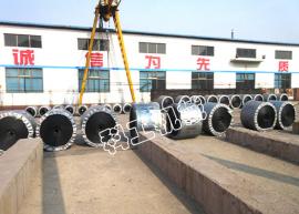 科工高强力不脱层PVC3100S整芯阻燃输送带