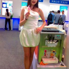 冰淇淋机租赁 临时冰淇淋机出租 三色冰淇淋机展会短期租赁