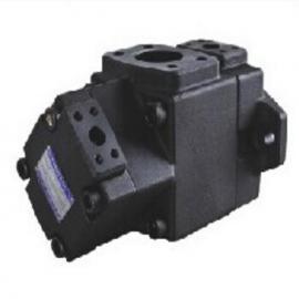 PV2R12-10-47R-F-RRX泵芯现货 KOMPASS康百世双联定量叶片泵