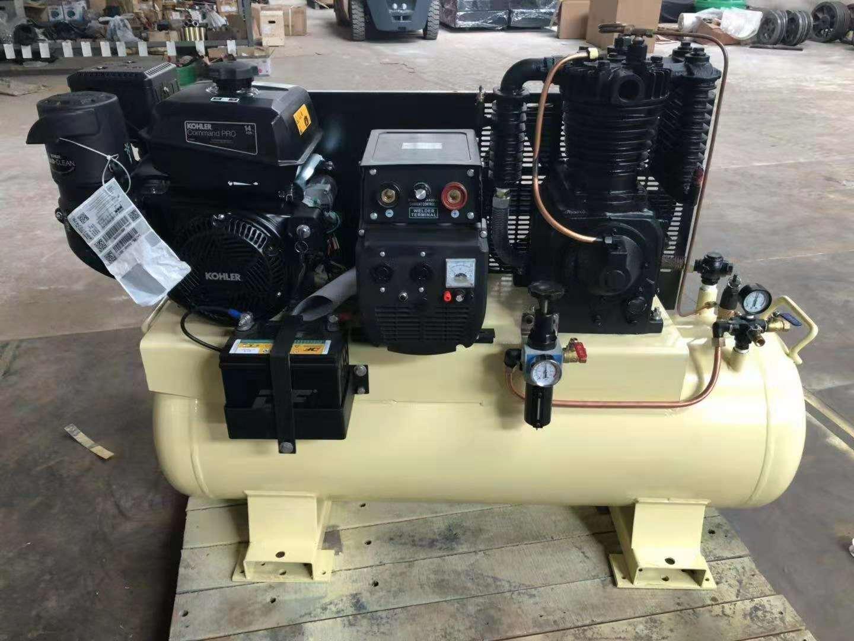 内燃空气压缩机电焊发电机
