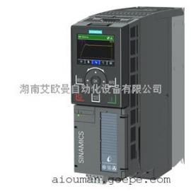 西门子G120L变频器 内置式6SL3310-1CG34-8AA0 无控制模块