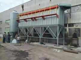 大型钢厂烧结机布袋除尘器收尘系统取得理想效果