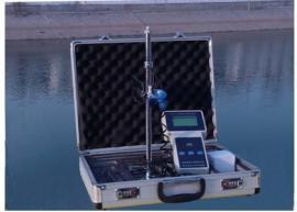 可定制版 便携式流速、流量测定仪LB-JCM2