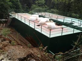 畜牧养殖污水处理设备 竹源环保