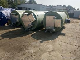 雨污分离提升泵站 一体化污水提升泵站