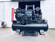 柴油三用空压机电焊发电机